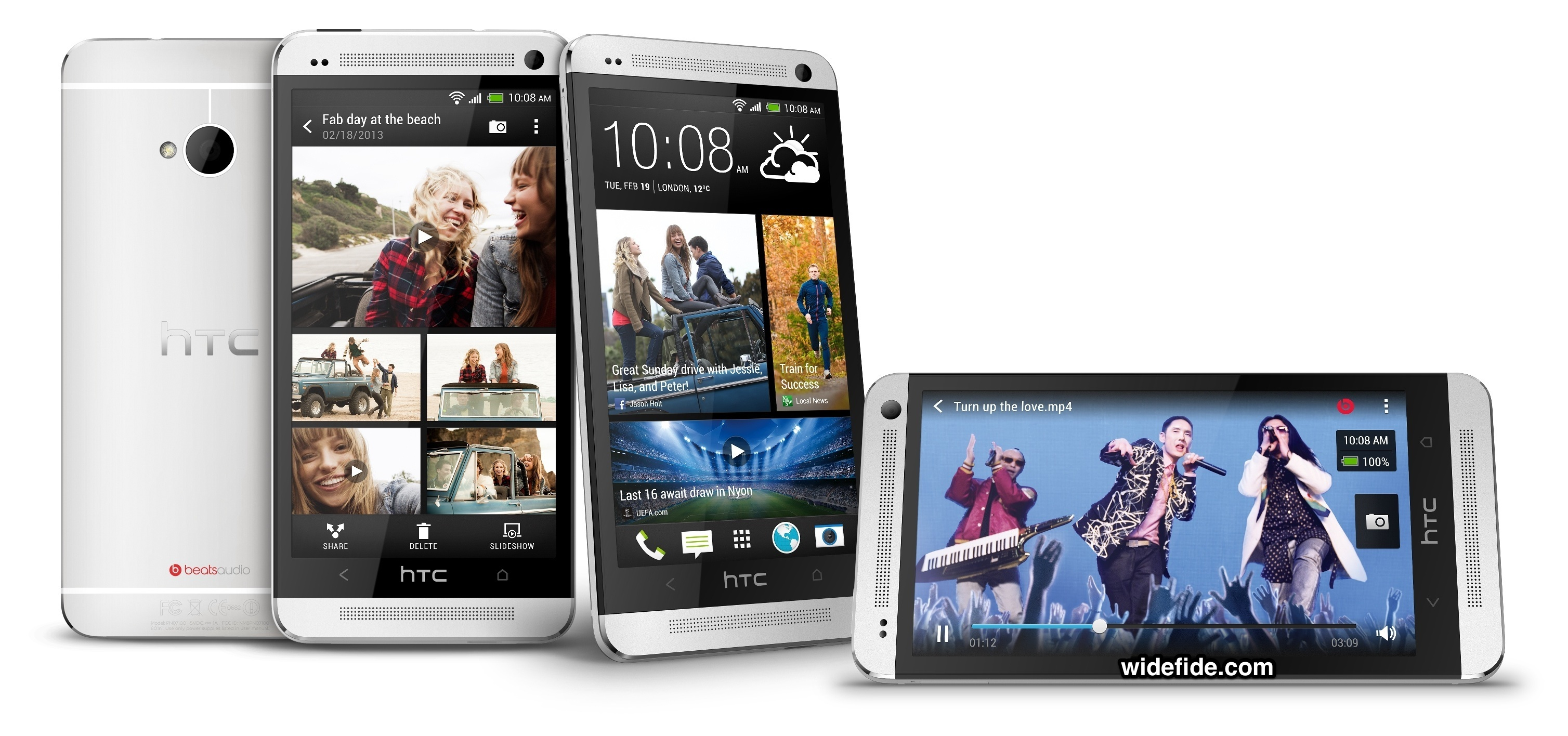 HTC One Silver_1
