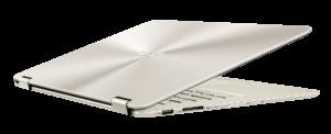 ASUS ZenBook Flip_UX360CA_Icicle Gold